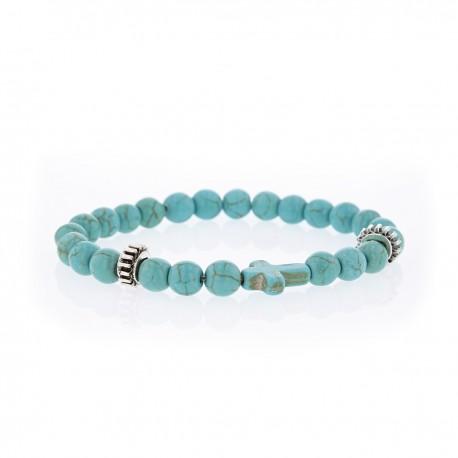 Bracelet Lucky Homme turquoise