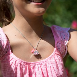 Necklace ice truck
