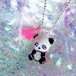 Ras de cou panda