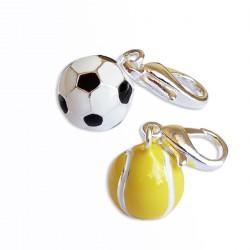 Ball or balloon charm