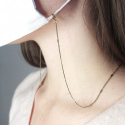 Kate mask/glasses chain