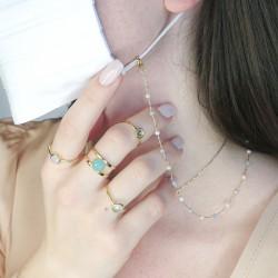 Ophelia mask/glasses chain