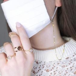 Chain of masks/glasses Chloé