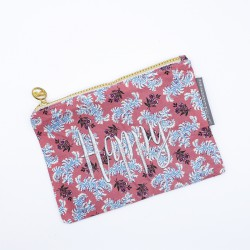 "Pochette ""Happy"" rose..."