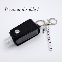 Black key ring