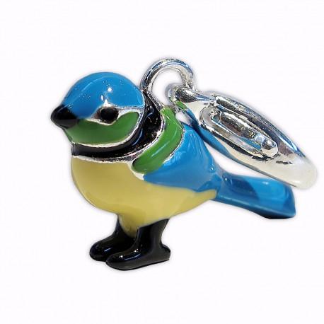 Charm mésange bleue