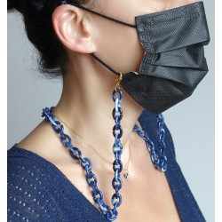 Chaîne de masque/lunettes...