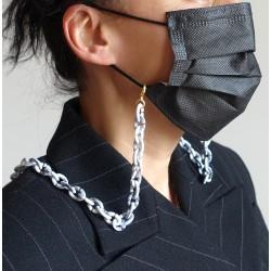 Chain of masks/glasses...