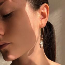 Boucles d'oreilles Virgin